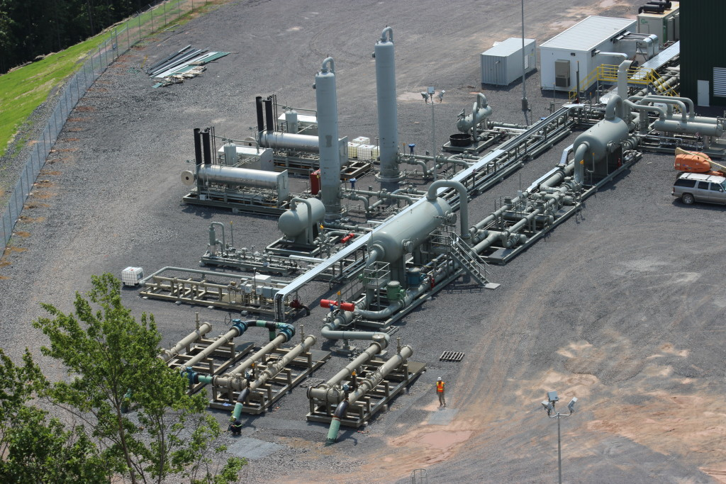 Pipelines And Compressor Stations How To Live With The